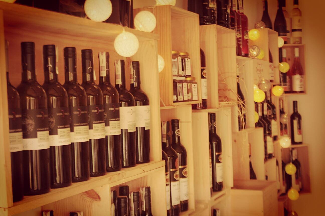 VinotekaPoznaj nasze wina