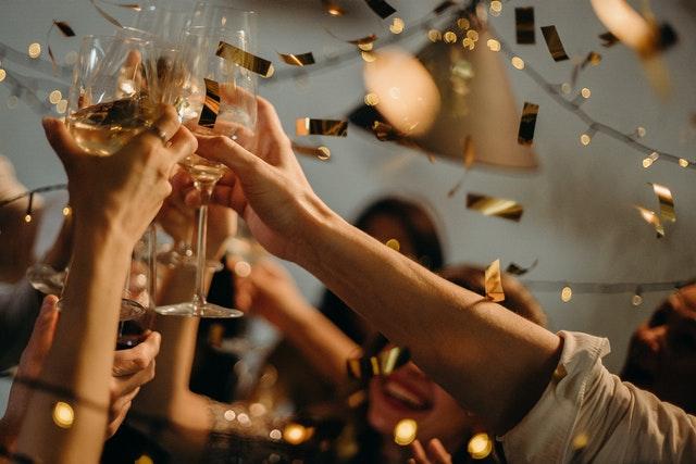 wino celebration